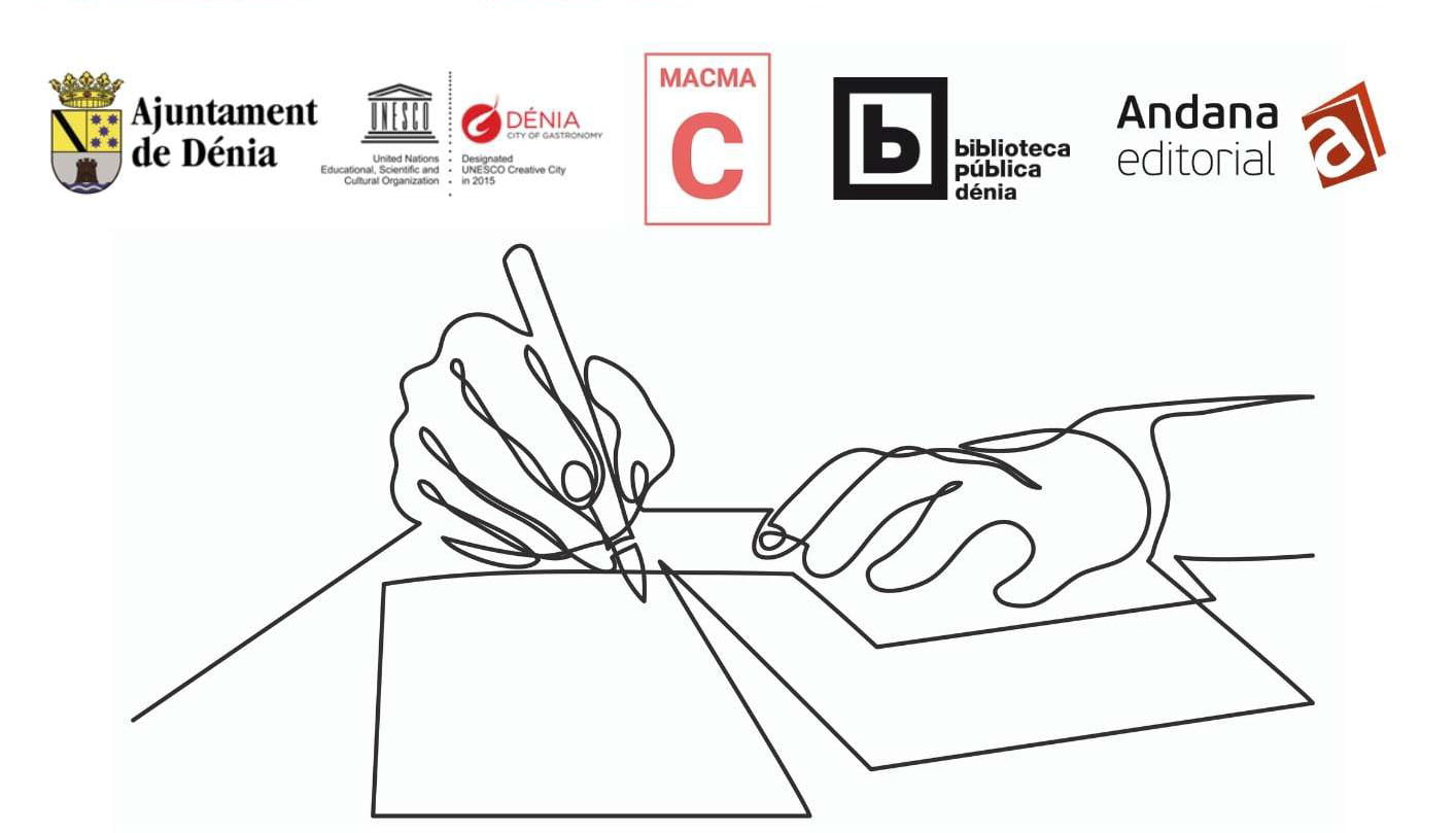 Cover fourth prize of Youth and Children's Narrative Ciutat de Dénia