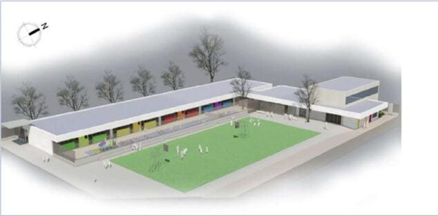 Image: Pou de la Muntanya classroom project
