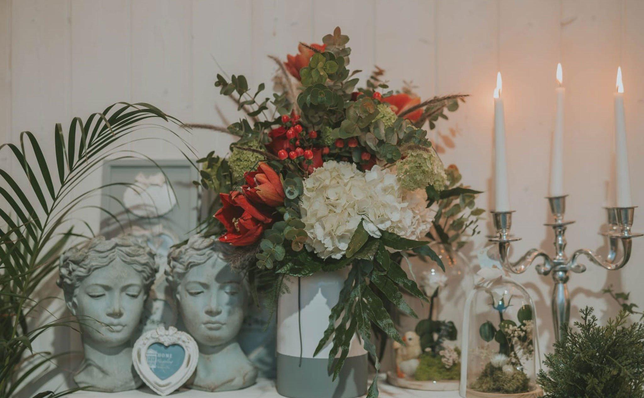 Bouquets de printemps pour la Saint-Valentin - Mariages et fleurs