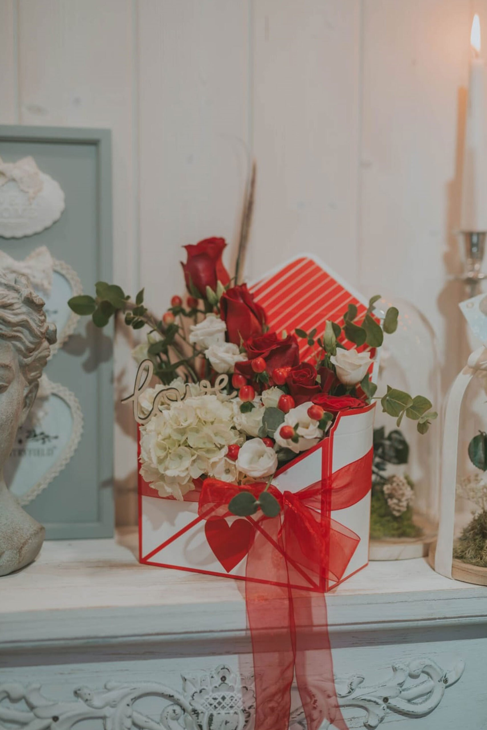 Valentine's Gifts in Dénia - Weddings and Flowers