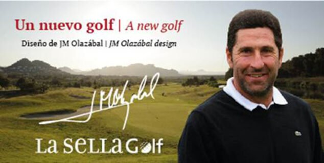 Image: Renovation of the Gregal course with Olazábal design - La Sella Golf