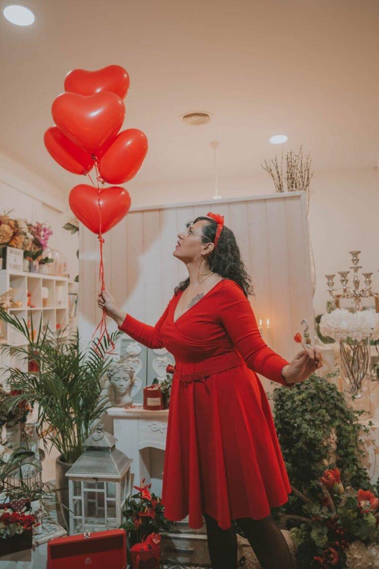 Saint Valentin à Dénia - Mariages et fleurs