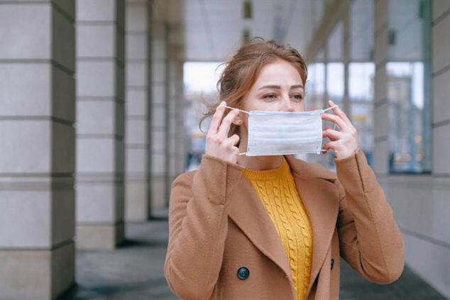 Image: Seuls ceux testés par un laboratoire accrédité peuvent être commercialisés en tant que masques hygiéniques