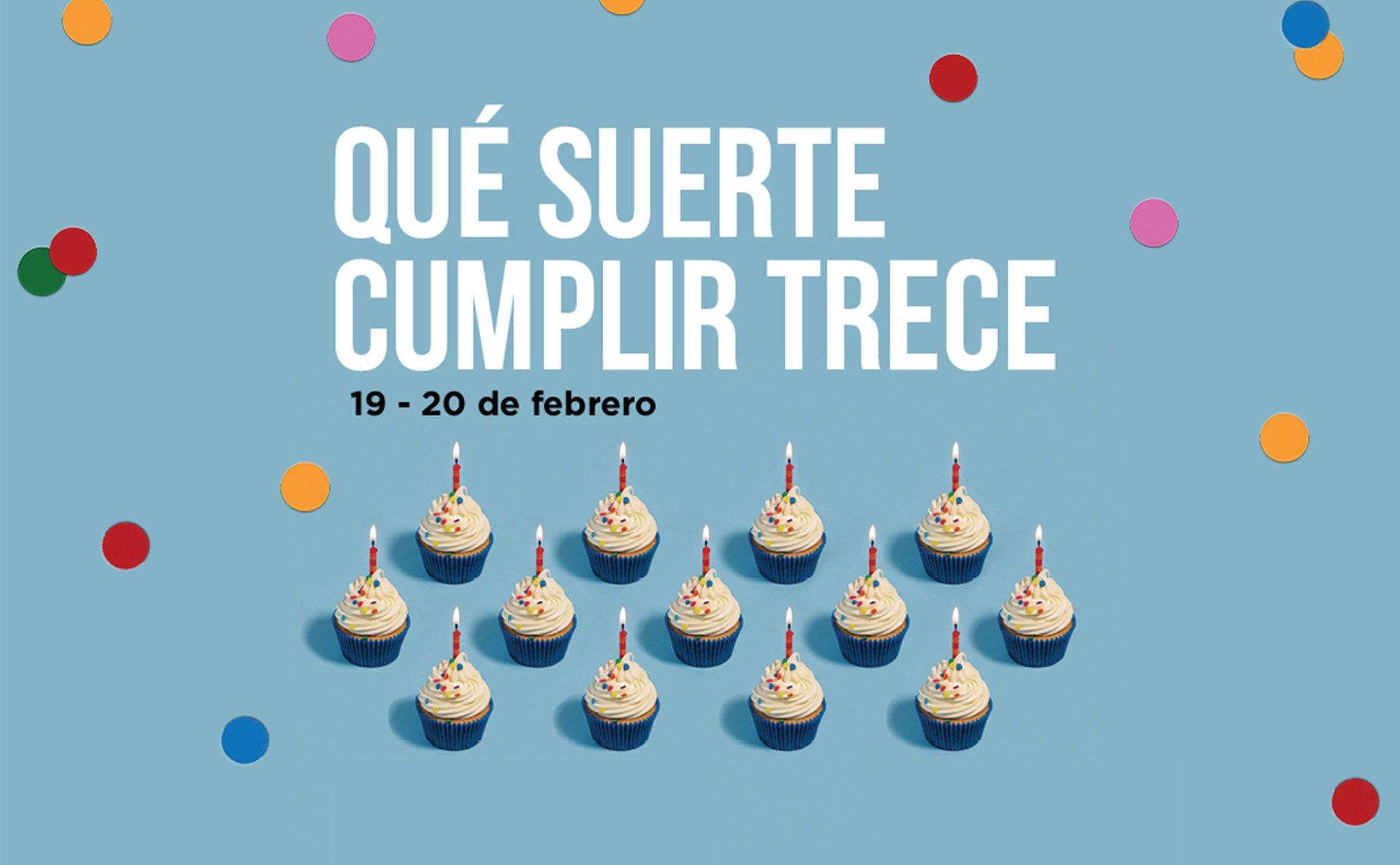Celebrate Portal de la Marina's birthday