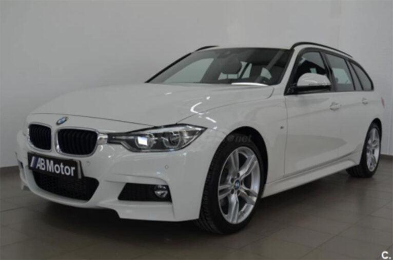 BMW Serie 3 320d Auto.Touring 5p. - AB-Motor