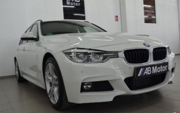 Imagen: BMW Serie 3 320D TOURING 5p - AB Motor