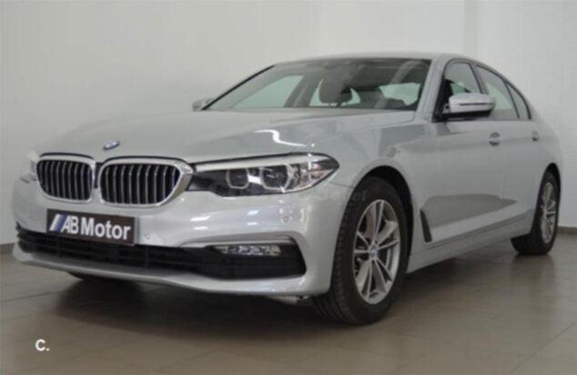 Imagen: BMW Serie 5 520dA 4p. - AB Motor