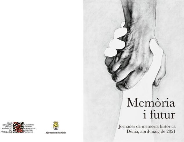 Imagen: Cartel del ciclo Memòria i futur