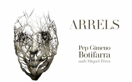 Imagen: Cartel del concierto Arrels del Botifarra y Miquel Pérez