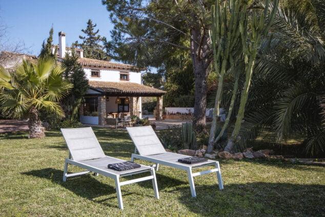 Imagen: Exterior de una villa de vacaciones en Dénia - Aguila Rent a Villa