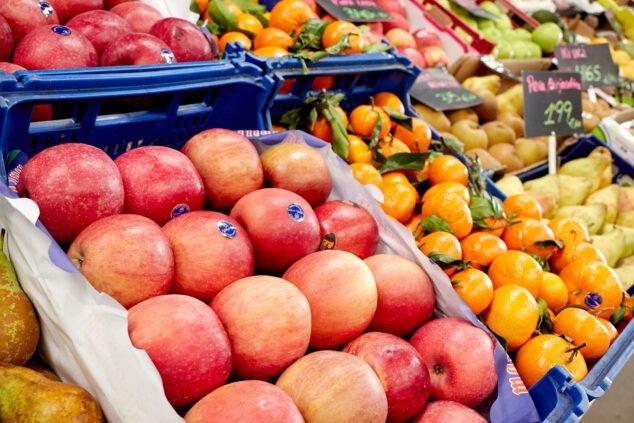 Imagen: Fruta en Dénia - Frutas y verduras Orozco