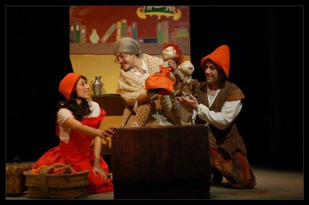 Imagen: Hansel i Gretel de Àgora Teatre
