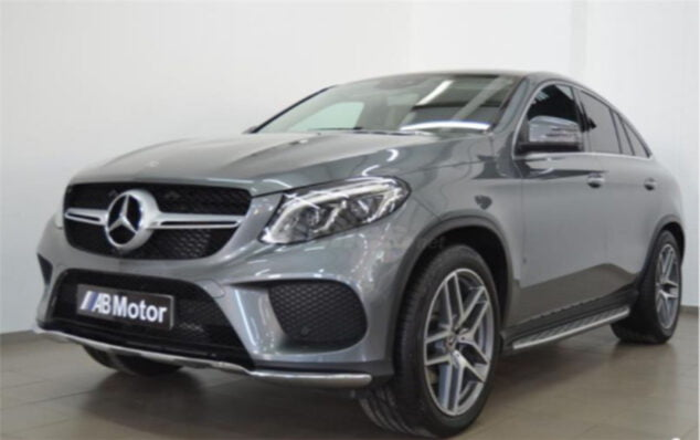 Imagen: MERCEDES BENZ Clase GLE Coupe GLE 350 d 4MATIC 5p. - AB Motor