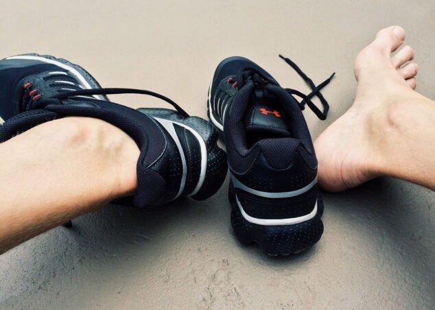 Imagen: Los pies de un corredor deben tener cuidados especiales - Clínica Podológica Estévez