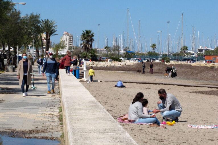 Puente de Sant Josep 2021 en Dénia 04
