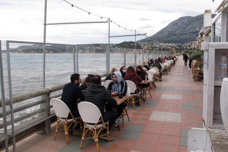 Puente de Sant Josep 2021 en Dénia 11