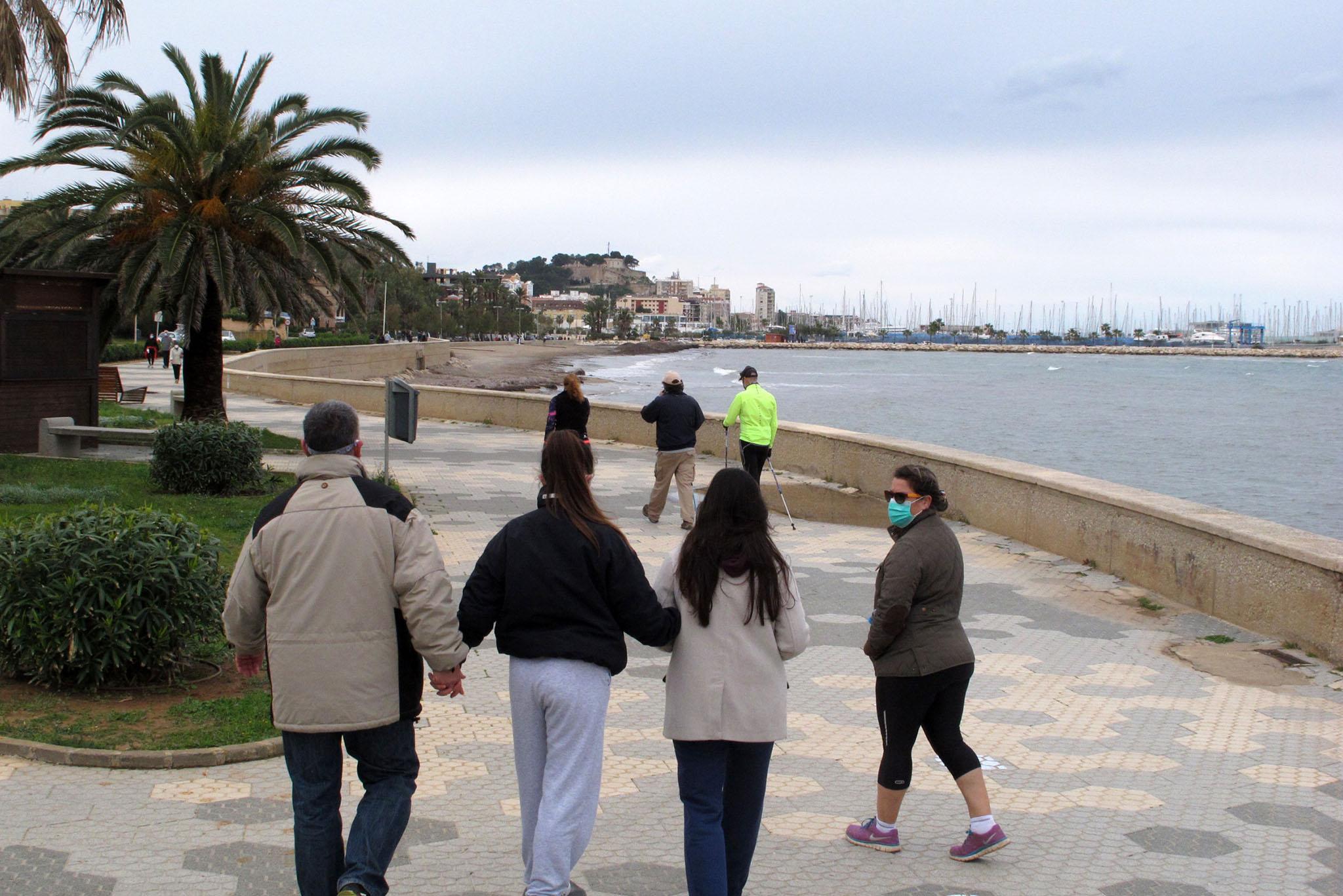 Puente de Sant Josep 2021 en Dénia 15