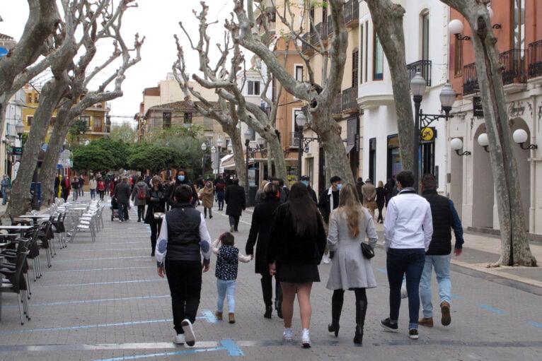 Puente de Sant Josep 2021 en Dénia 19