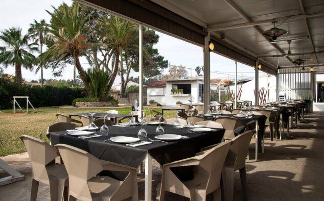 Imagen: Terraza de Restaurante Voramar