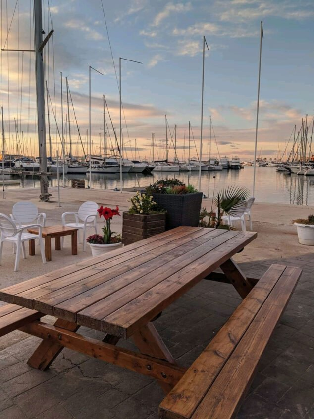 Imagen: Vistas en Restaurante Balandros