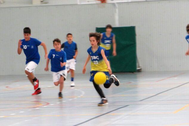 Imagen: Alevín masculino pierde contra el Oliva