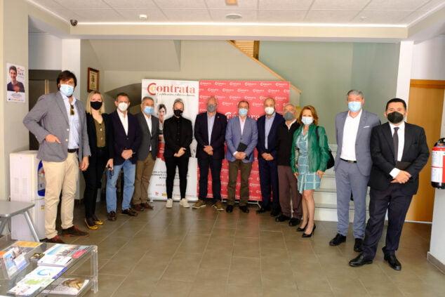 Imagen: CEDMA y CEV se adhieren a World Desing Capital Valencia 2022