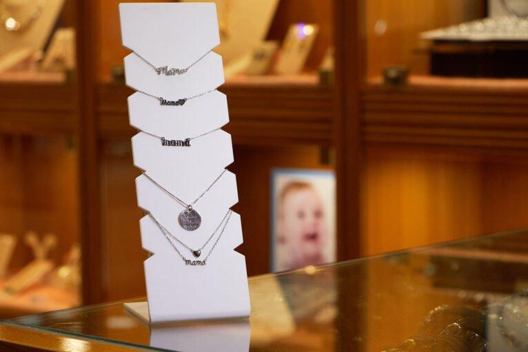 Colgantes para el Día de la Madre en Dénia - Joyería Bonilla