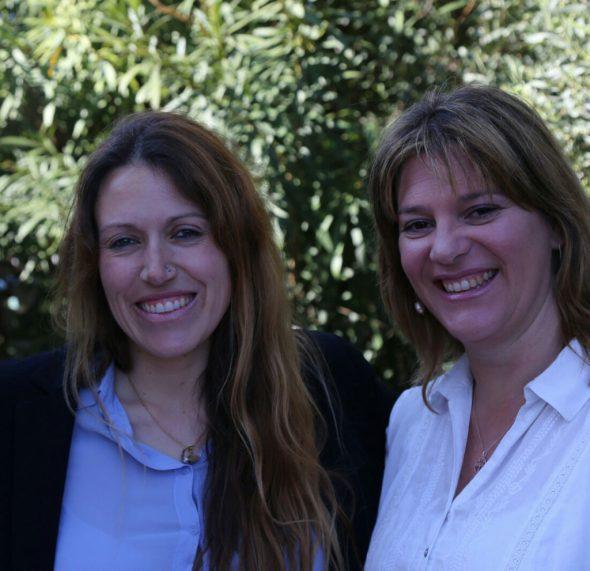Imagen: Concejalas de Ciudadanos Dénia