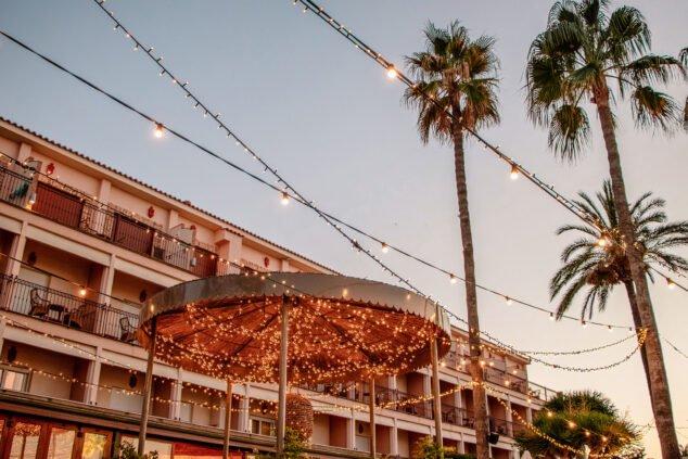 Imagen: Exterior de Hotel Los Ángeles, en Dénia
