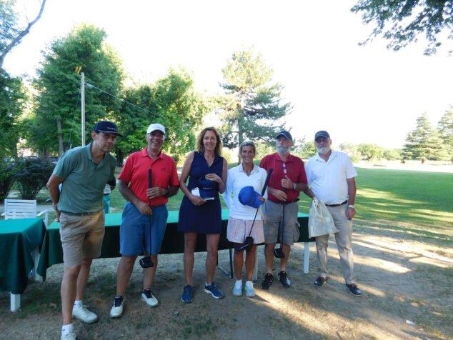 Imagen: Los ganadores del año pasado - La Sella Golf