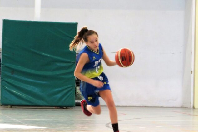 Imagen: Infantil femenino pierde en San Blas