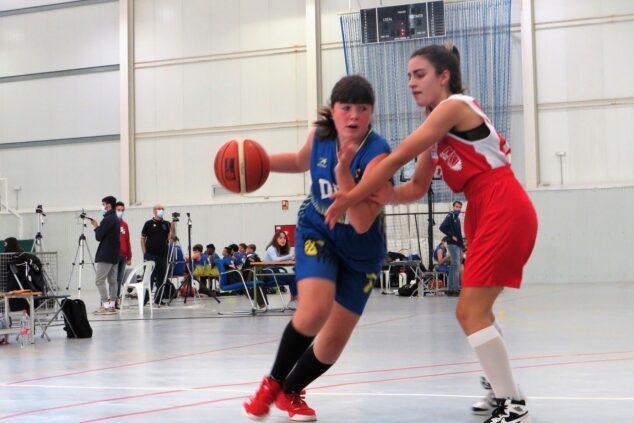 Imagen: Infantil femenino jugó en Bellreguard
