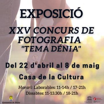 Imagen: Los concursantes del XXV Concurso %22Tema Dénia%22 presentan sus fotografías de la ciudad