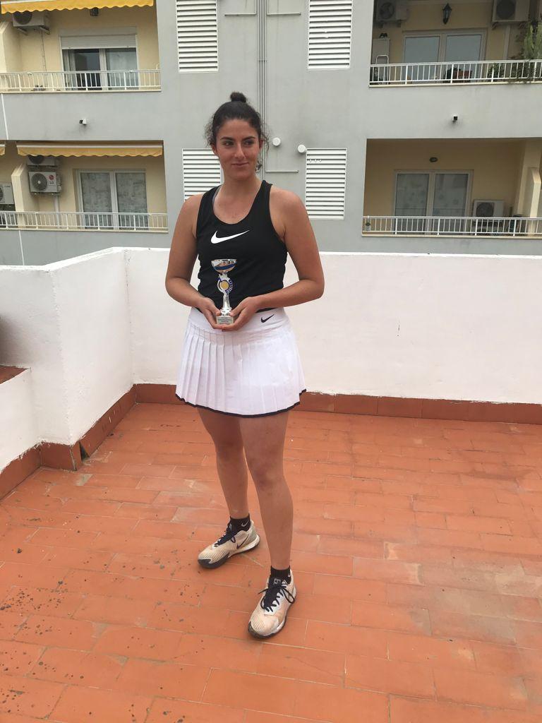 Neus Ramos Campeona absoluto 2ª Fase  Circuito Mediterraneo