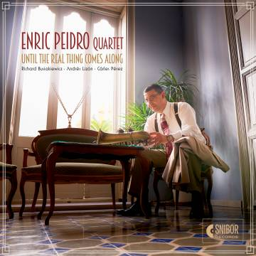 Imagen: Presentación del nuevo disco de Enric Peidro Quartet