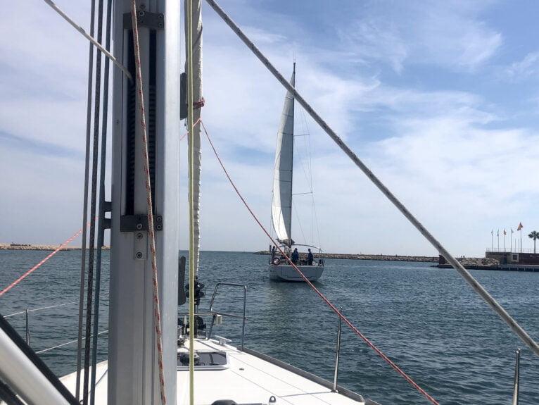Base Charter en Marina de Dénia