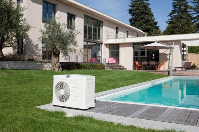 Imagen: Bombas de calor para piscinas - Suministros Denia