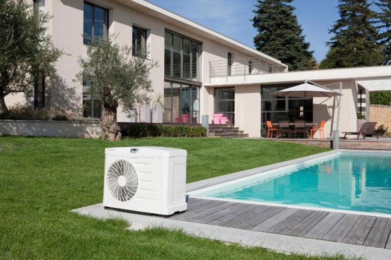 Bombas de calor para piscinas - Suministros Denia
