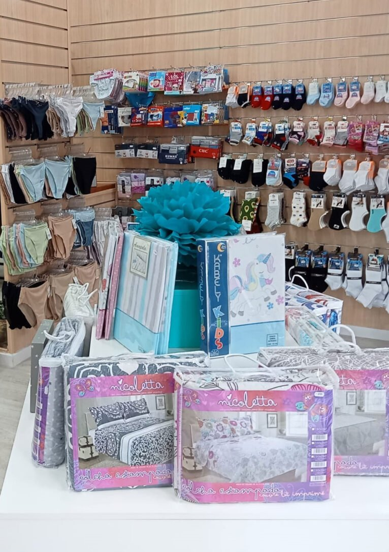 Calcetines, ropa interior y ropa de cama en Dénia - Bámbola