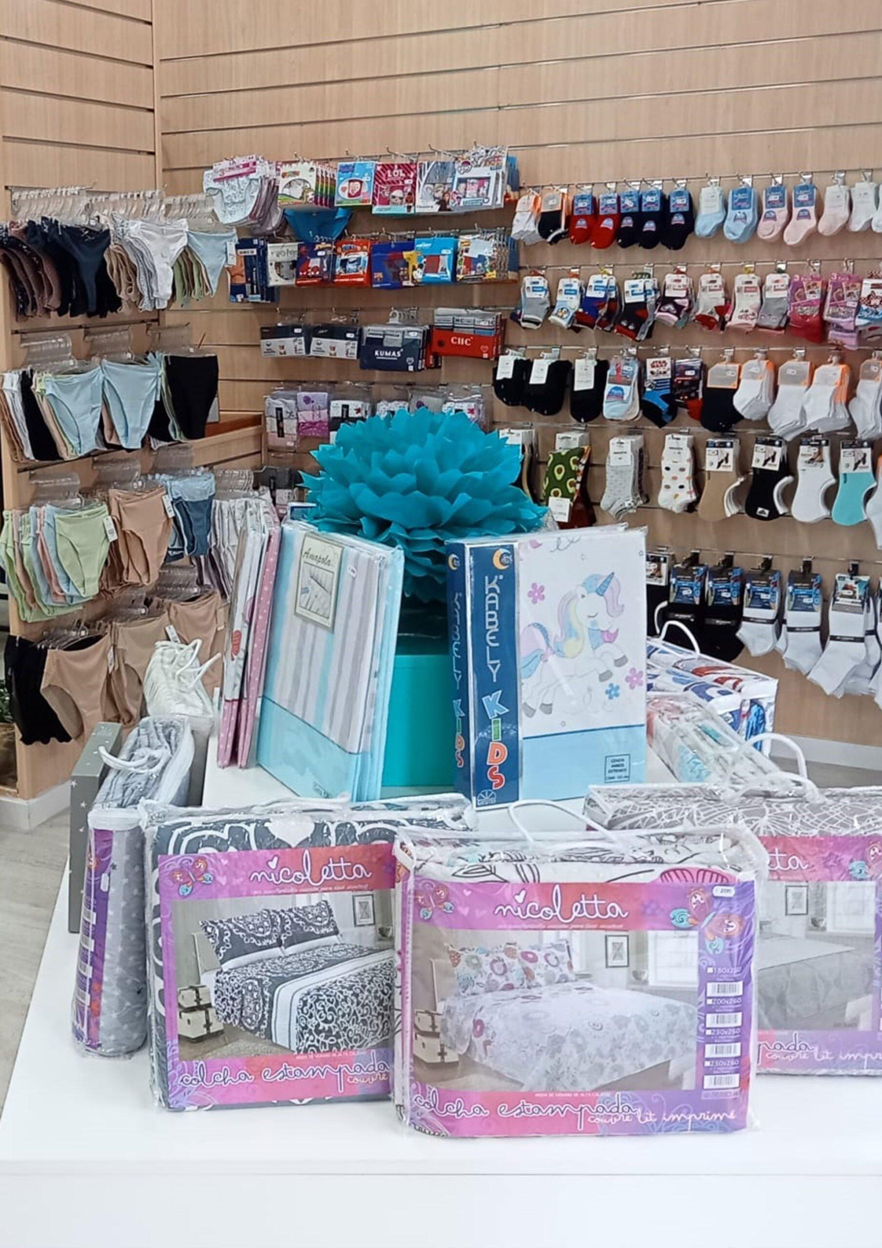 Calcetines, ropa interior y ropa de cama en Dénia – Bámbola