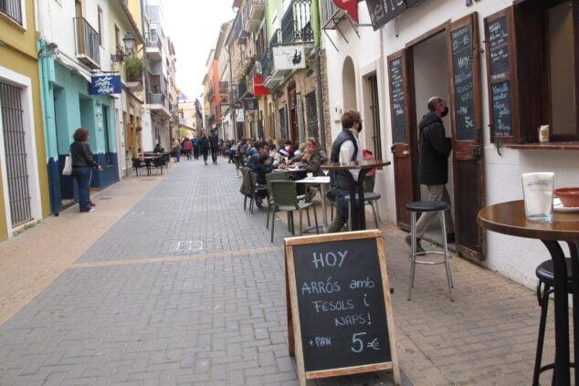 Imagen: Calle Loreto en Pascua