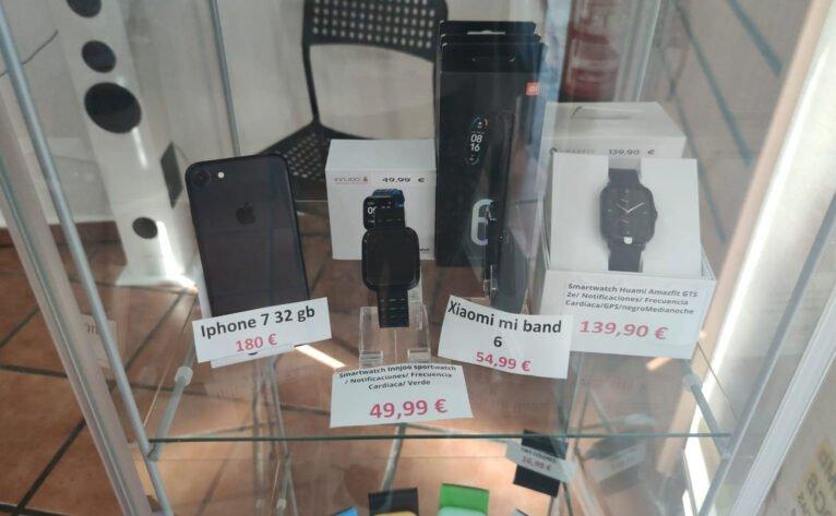 Comprar móviles y smartphones en Dénia - Nanomovil
