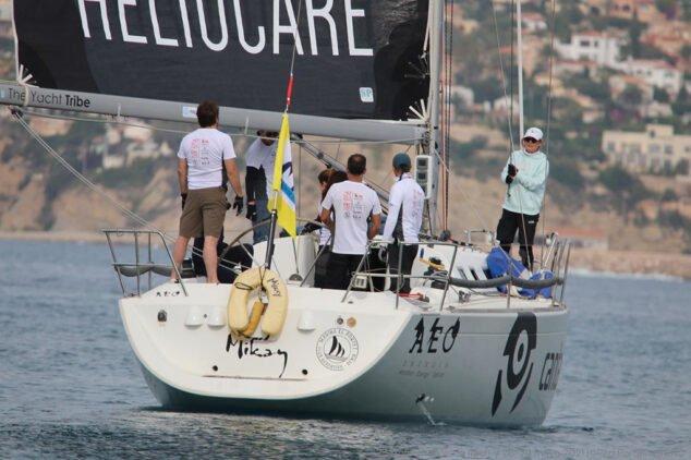Imagen: Embarcación Mikay CD Marina El Portet