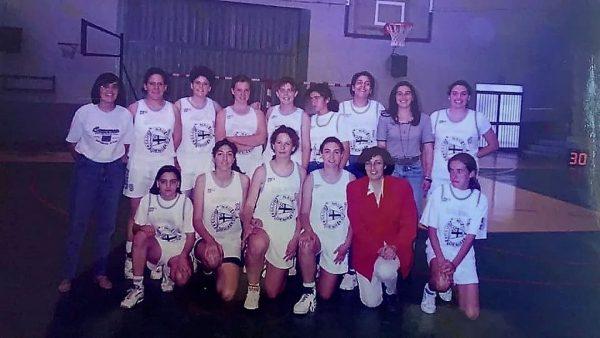 Imagen: Equipo Juvenil Campeón Provincial y Ascenso a Autonómica