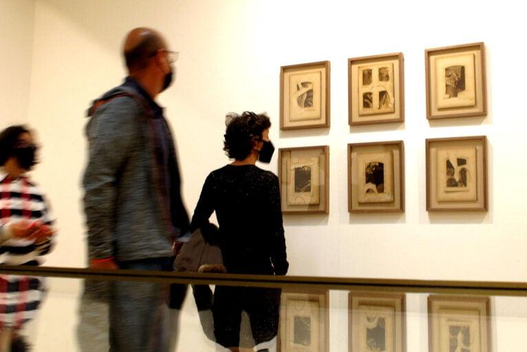 Exposición de Nina Llorens en el Centre d'Art l'Estació