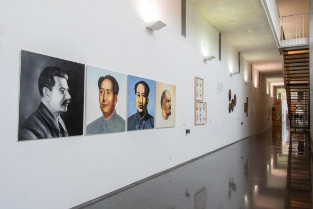 "Imagen: Exposición ""Gente de narices, narices ingentes"""