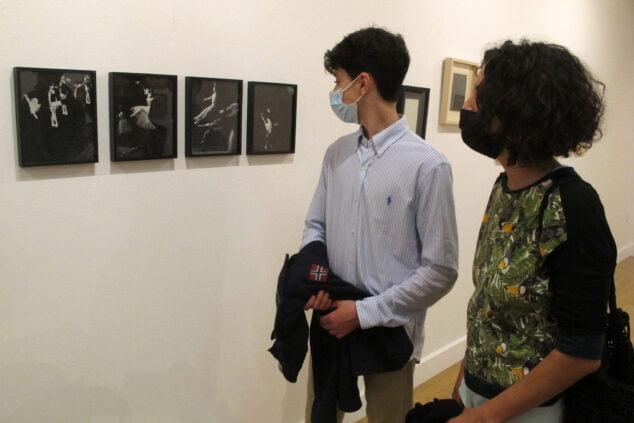 Imagen: Exposición Mirar de cerca
