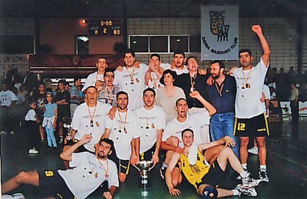 Imagen: Fase de Ascenso a Liga EBA