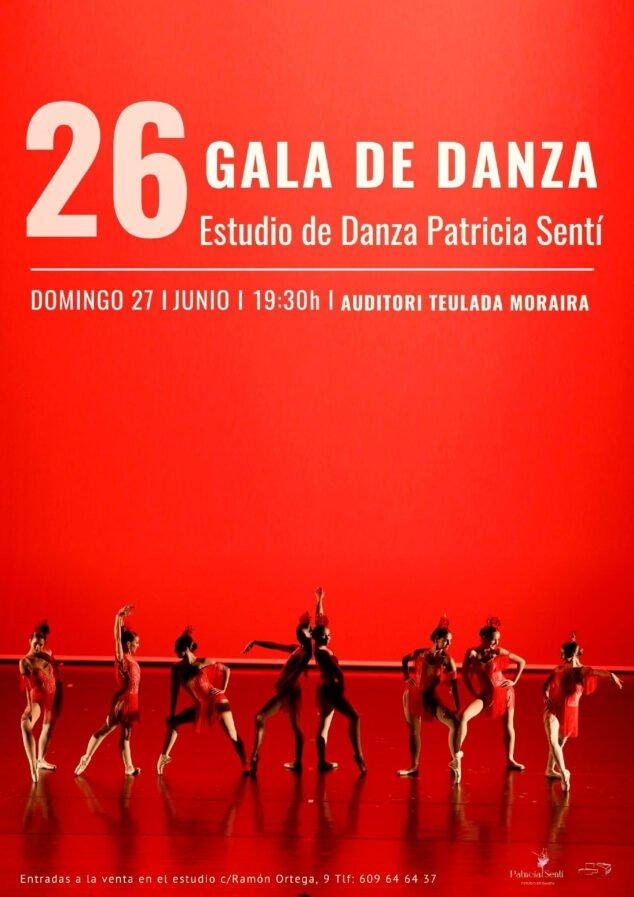 Imagen: 26ª Gala de Danza - Estudio de Danza Patricia Sentí