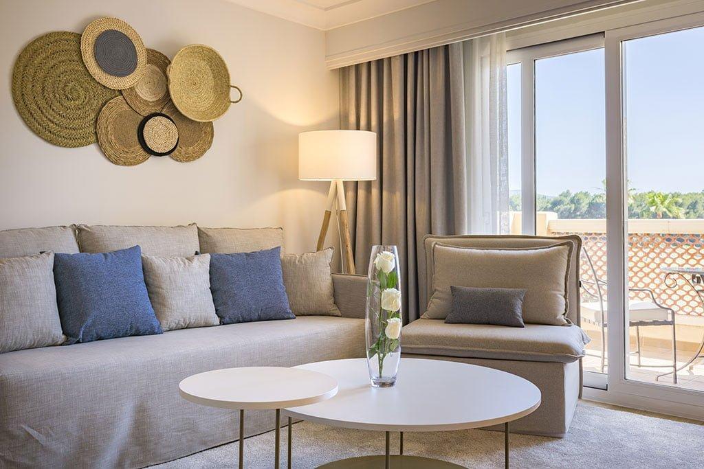 Habitación de Hotel Dénia Marriott La Sella Golf Resort & Spa